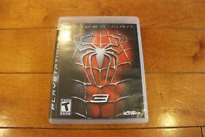 Spider-Man 3 PlayStation 3 2007 PS3 COMPLETE CIB