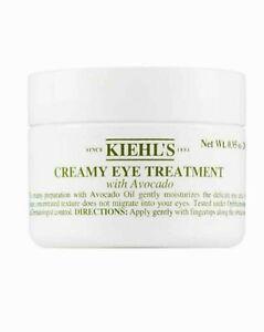 Kiehl's Creamy Eye Treatment Cream with Avocado 0.95 oz / 28 g NEW