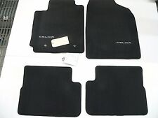 2003 - 2005 Celica GT GTS Charcoal Carpet Floor Mats 4 Piece Genuine OEM