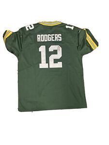 Aaron Rodgers Green Bay Packers Green  ** Read Description **