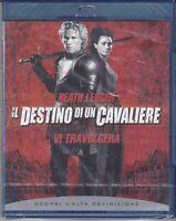 Blu-ray **IL DESTINO DI UN CAVALIERE** con Heath Ledger nuovo 2013
