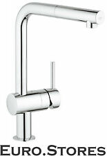 Grohe Minta Sink Mixer Kitchen Faucet  with Pull Out Shower Genuine New