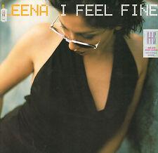 LEENA - I Feel Fine - V2 Records
