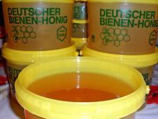 Frisch 2,5 kg deutscher Honig Bienenhonig Sommertracht Linde Lindenhonig flüssig