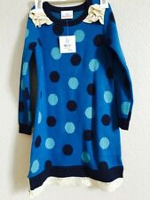 NWT Girls Hanna Andersson Sweater Dress size 110 size 5