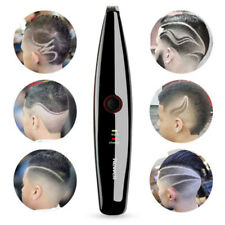 Electric Hair Trimmer Clipper Cordless Precision Barber Haircutting Styling Tool