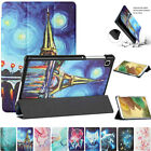 For Samsung Galaxy Tab A A7 S6 S7 Plus Shockproof Leather Stand Flip Case Cover