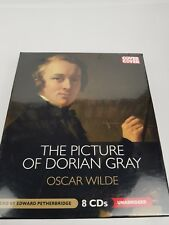 The Picture of Dorian Gray by Oscar Wilde Cover to Cover Audiobook 8 CDs (New)