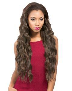 Sensationnel Synthetic Hair Half Wig Instant Weave Arden