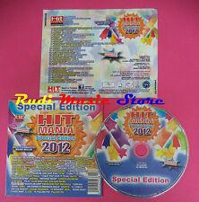 CD Hit Mania Special Edition 2012 compilation NEGRITA MIKA no mc vhs dvd(C38)