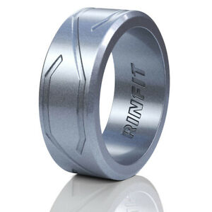 Silicone Band Ring for Men M24
