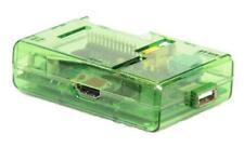 Case verde con alimentatore per prodotti informatici