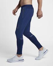 Nike Flex Swift Running Pants Blue Void Mens SZ Large NEW W/ Tags 928583 478