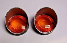Mopar 68 69  Coronet Superbee Park Light Lenses 1968 1969 NEW
