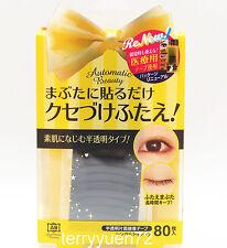 Mezaik AB Mezical Eyelid Single Eye Tape 80pcs JAPAN