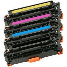 4PK toner for HP 304A CM2320FXI CM2320NF CM2320n CP2020 CP2025 CP2025dn CP2025n