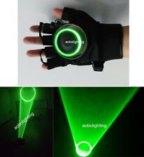 532nm Green Laser Gloves Vortex Effect Stage Laser light DJ Party laser lighting