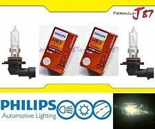 Philips Rally Vision 9005 HB3 100W Head Light Bulb Off Road High Beam Drive DRL