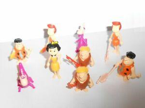 The Flintstones 3D Set Kinder 1994