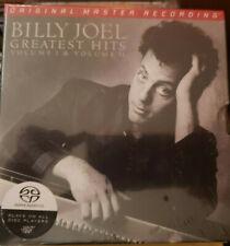 Billy Joel - Greatest Hits - MFSL MOFI CD SACD Hybrid SEALED Only 3000 limited