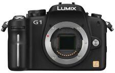 Panasonic Digital Slr Lumix G1 Body Con Photo Black Dmc-G1-K