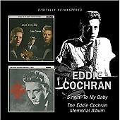 Eddie Cochran - Singin' to My Baby/Memorial Album (2009)  CD  NEW  SPEDYPOST