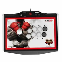 MAD CATZ Street Fighter V 5 Arcade Tournament Fight Stick TES+ TE2+ PS3 PS4