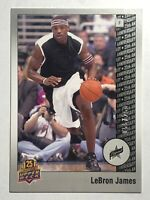 LEBRON JAMES - 2014 UPPER DECK 25TH ANNIVERSARY LEGEND SILVER #ed 55/250