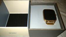 "Asus Zenwatch 2 Android Wear 1.63"" Smartwatch Gold WI501Q"