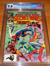 New listing Marvel Secret Wars #3 - Cgc 9.8 Nm/Mt (1st App. of Volcana and Titania ; X-Men)