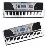 Weinberger Keyboard Piano Anschlagdynamik 61 Tasten 128 Rhythmen 240 Klagfarben