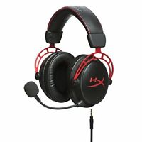 HyperX HX-HSCA-RD/AM Cloud Alpha Pro Gaming Headset for PC, PS4 & Xbox One