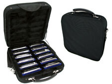BLUES Harmonicas FULL SET of 12 Johnson Harps