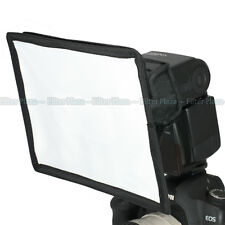 Universal Diffuser Softbox For Canon Nikon Nissin Metz Yongnuo Flash 20x30cm