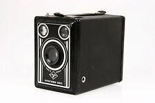 Agfa Syncro Box 6x9 Rollfilmbox Zustand B-C