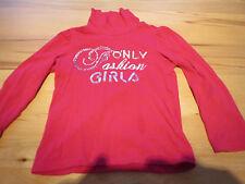 Benetton Tshirt sweatshirt fille girl Mädchen sweat 3 Y maglietta bambina