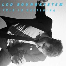 LCD Soundsystem THIS IS HAPPENING Gatefold DFA RECORDS New Sealed Vinyl 2 LP