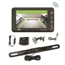 Pyle PLCM4350WIR Vehicle Wireless Backup Camera & Monitor Parking/Reverse system