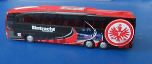 RARITÄT - Rietze Eintracht Frankfurt Mercedes Travego M Mannschaftsbus, 1:87