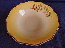 Better Homes & Gardens Tuscan CEREAL BOWL  *have more items to this set*