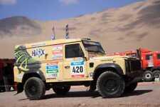 Only Decal Land Rover Defender Rally Dakar 1:43 Haix Rally