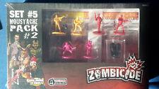 Zombicide Moustache Pack#2  Set #5