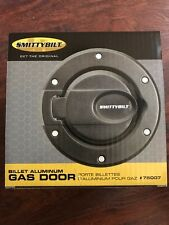 Smittybilt Billet Aluminum Gas Door Cover