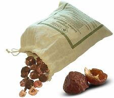 Salveo Natural Indian Soap Nuts Washing Detergent Alternative Cleaning 1kg + Bag