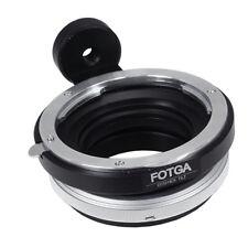 FOTGA Tilt Canon EOS EF Lens to Sony NEX3 NEX-5/5N/5R NEX7 E-Mount Adapter Ring