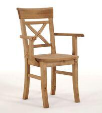 st hle im landhaus stil aus massivholz f rs esszimmer g nstig kaufen ebay. Black Bedroom Furniture Sets. Home Design Ideas