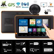 """9"""" BT WiFi 16G Coche Camión GPS Navegador SAT NAV Mapa De Naveg Vision Nocturna"""