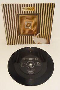 """THE DAMNED 1983 WHITE RABBIT BIG BEAT 3-track 7"""" UK REPRESS. P/S"""