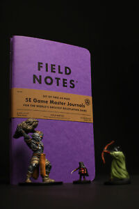 Field Notes 5E Game Master Journal for Dungeons and Dragons - 2 Pack