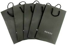 GUCCI Empty Shopping Gift Paper Bag 5P Set Black-40
